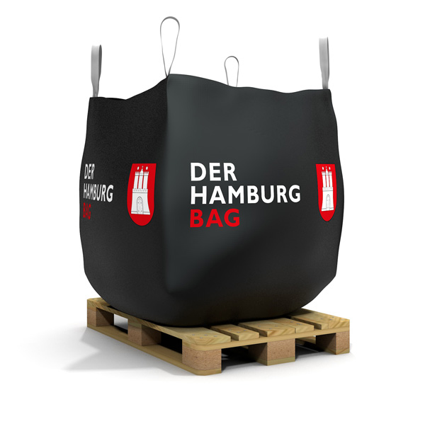 der sack f r ihre abf lle big bag der hamburg bag. Black Bedroom Furniture Sets. Home Design Ideas