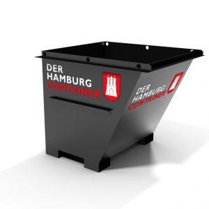 Container mieten Hamburg 1 kubikmeter