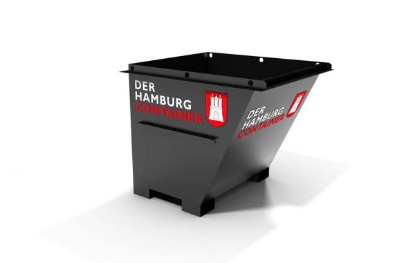 1 kubikmeter Container