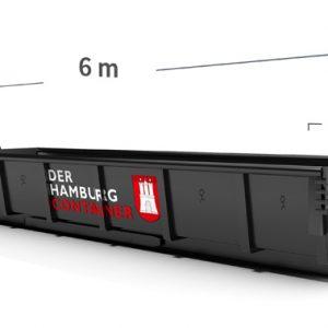 Container mieten 8 kubikmeter Abrollcontainer