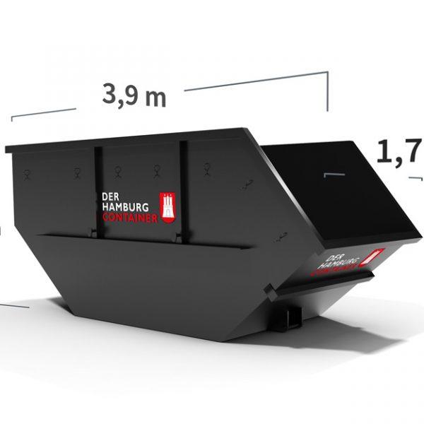 10 m absetzmulde f r asbestavv schl ssel 170605 der. Black Bedroom Furniture Sets. Home Design Ideas