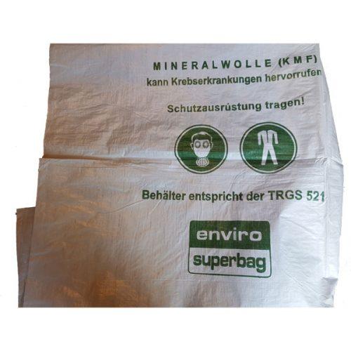 Häufig Steinwolle und Glaswolle entsorgen   DER HAMBURG CONTAINER GG56