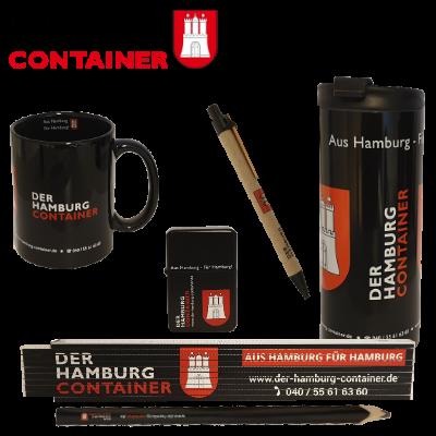 Der Hamburg Container Set