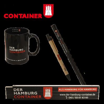 Der Hamburg Container Set 2